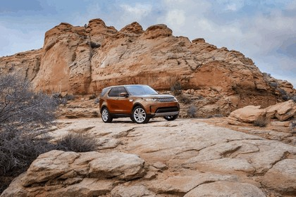 2017 Land Rover Discovery - USA version 80