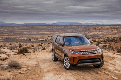 2017 Land Rover Discovery - USA version 81