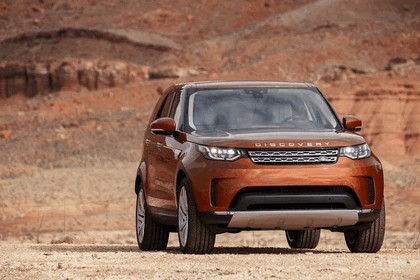 2017 Land Rover Discovery - USA version 84