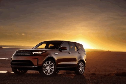 2017 Land Rover Discovery - USA version 86