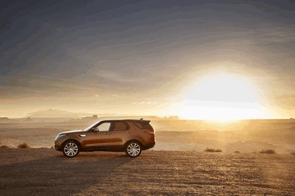 2017 Land Rover Discovery - USA version 87