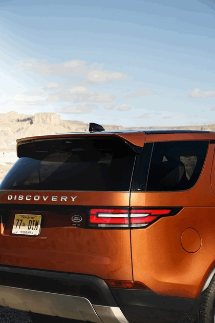 2017 Land Rover Discovery - USA version 88