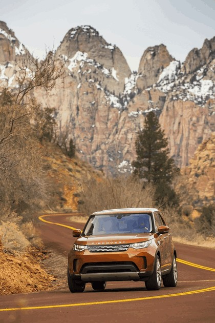 2017 Land Rover Discovery - USA version 92