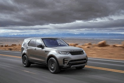 2017 Land Rover Discovery - USA version 97