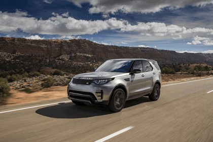 2017 Land Rover Discovery - USA version 99