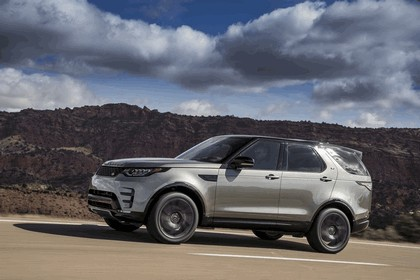 2017 Land Rover Discovery - USA version 100