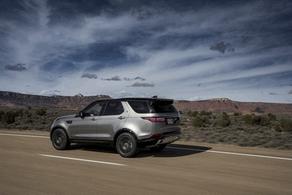 2017 Land Rover Discovery - USA version 101