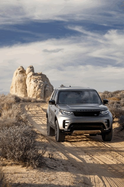 2017 Land Rover Discovery - USA version 107