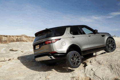 2017 Land Rover Discovery - USA version 109