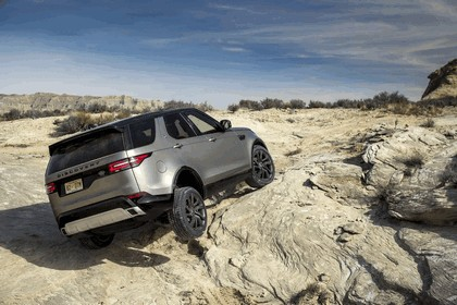 2017 Land Rover Discovery - USA version 112