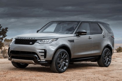 2017 Land Rover Discovery - USA version 117