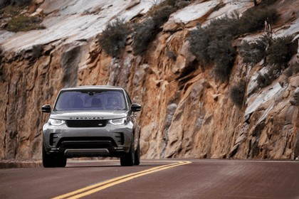2017 Land Rover Discovery - USA version 120