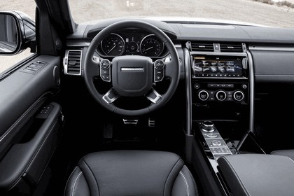 2017 Land Rover Discovery - USA version 124