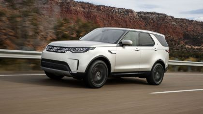 2017 Land Rover Discovery - USA version 2