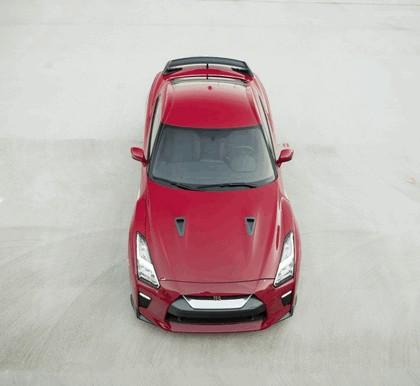 2017 Nissan GT-R ( R35 ) Track Edition - USA version 3