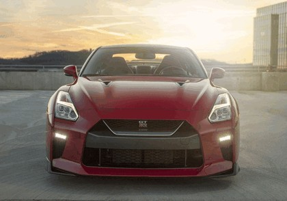 2017 Nissan GT-R ( R35 ) Track Edition - USA version 8