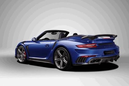 2017 Porsche 911 ( 991 type II ) Stinger GTR cabrio Carbon Edition by TopCar 3