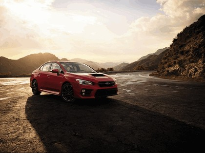 2018 Subaru WRX 1