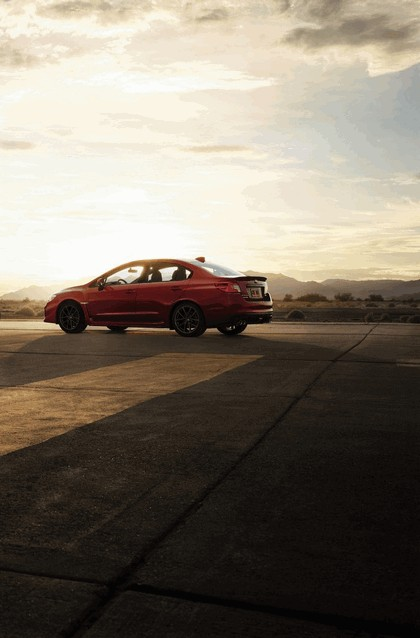 2018 Subaru WRX 4