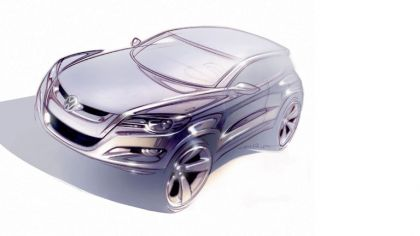 2007 Volkswagen Tiguan 2