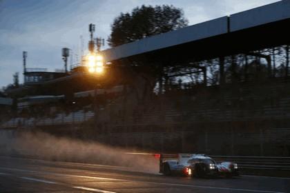 2017 Porsche 919 Hybrid - Prologue in Monza 11