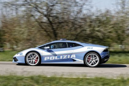 2017 Lamborghini Huracán LP 610-4 Polizia 2