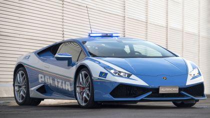 2017 Lamborghini Huracán LP 610-4 Polizia 3