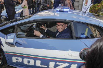 2017 Lamborghini Huracán LP 610-4 Polizia 6