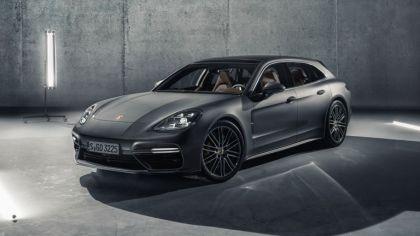 2018 Porsche Panamera Sport Turismo 3