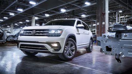 2018 Volkswagen Atlas R-Line 4