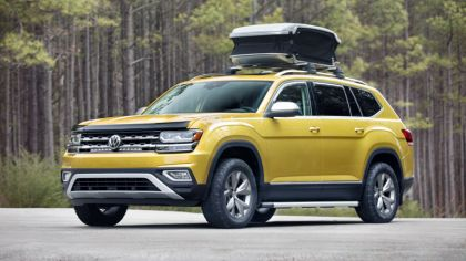 2018 Volkswagen Atlas Weekend Edition 8