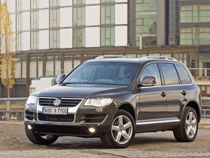 2007 Volkswagen Touareg Individual 5