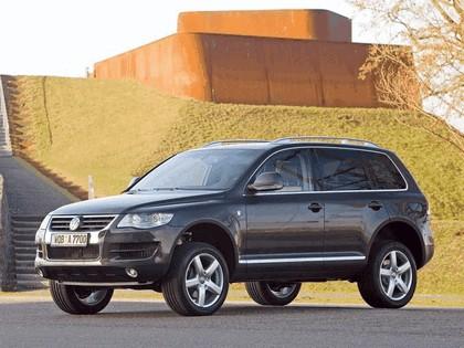 2007 Volkswagen Touareg Individual 8