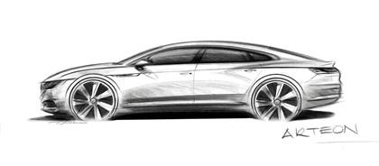 2017 Volkswagen Arteon R-Line 13