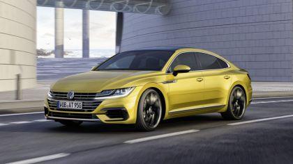 2017 Volkswagen Arteon R-Line 9