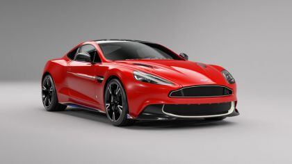 2017 Aston Martin Vanquish S Red Arrows Edition 1