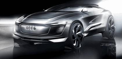 2017 Audi e-tron Sportback concept 7
