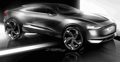2017 Audi e-tron Sportback concept 9