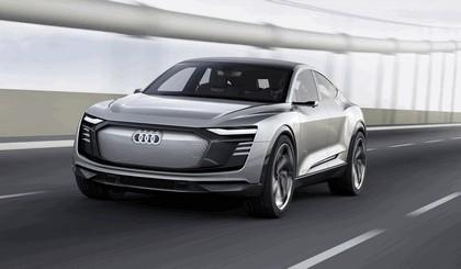 2017 Audi e-tron Sportback concept 10