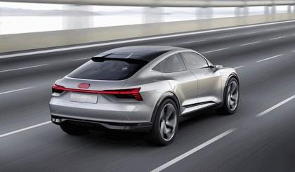 2017 Audi e-tron Sportback concept 11