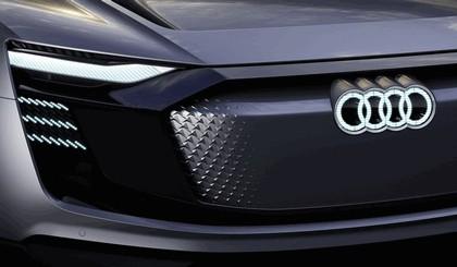 2017 Audi e-tron Sportback concept 12