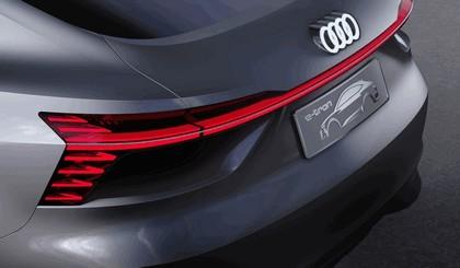 2017 Audi e-tron Sportback concept 13