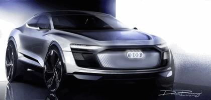 2017 Audi e-tron Sportback concept 16