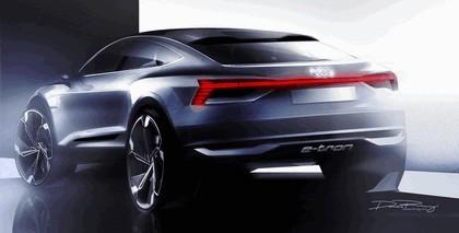 2017 Audi e-tron Sportback concept 18