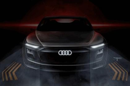 2017 Audi e-tron Sportback concept 19