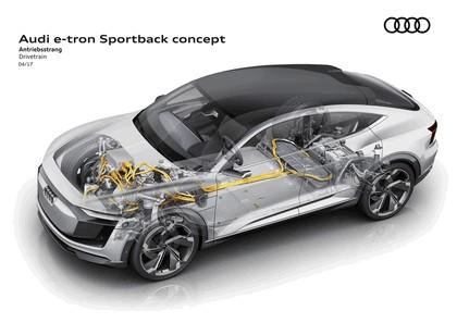 2017 Audi e-tron Sportback concept 20