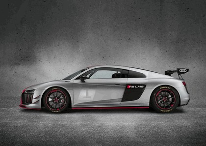 2017 Audi R8 LMS GT4 - USA version 2