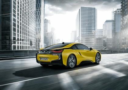2017 BMW i8 Frozen yellow edition 5