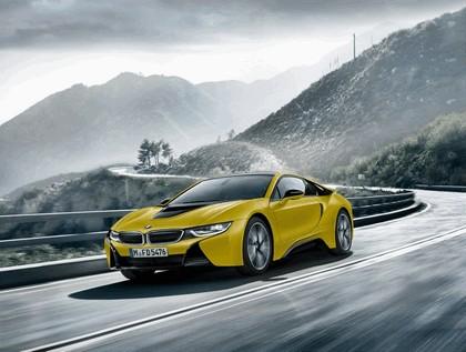 2017 BMW i8 Frozen yellow edition 6
