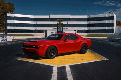 2017 Dodge Challenger SRT Demon 1